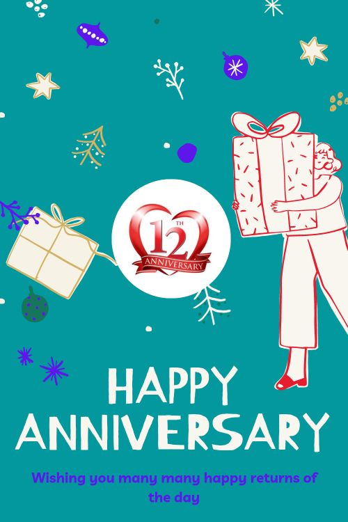 12th Wedding Anniversary Wishes Messages quotes 312th Wedding Anniversary Wishes Messages quotes 3