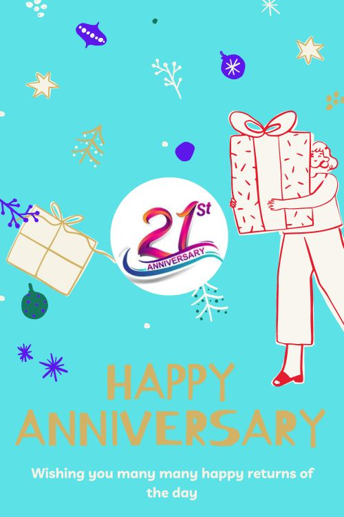 21th Wedding Anniversary Wishes Messages quotes 6