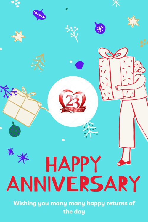 23th Wedding Anniversary Wishes Messages quotes 7