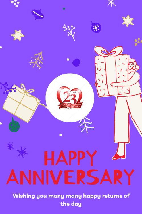 23th Wedding Anniversary Wishes Messages quotes 9