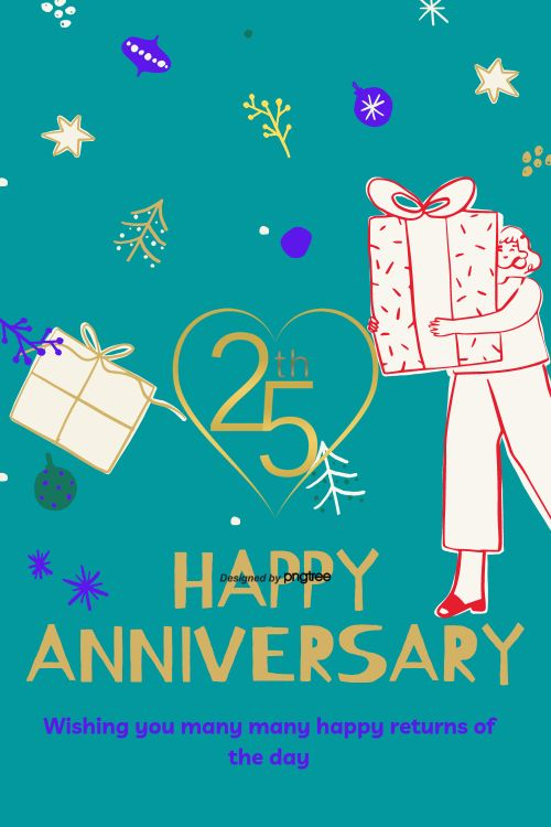 25th Wedding Anniversary Wishes Messages quotes 3