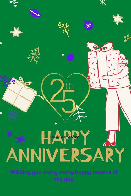 25th Wedding Anniversary Wishes Messages quotes 4