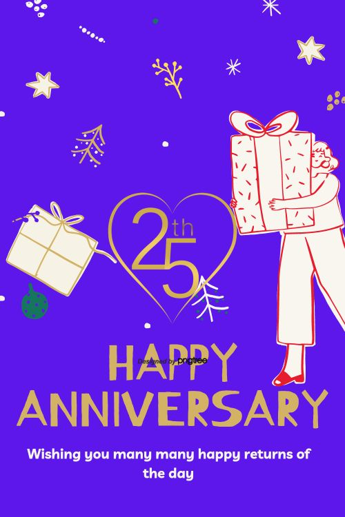 25th Wedding Anniversary Wishes Messages quotes 8
