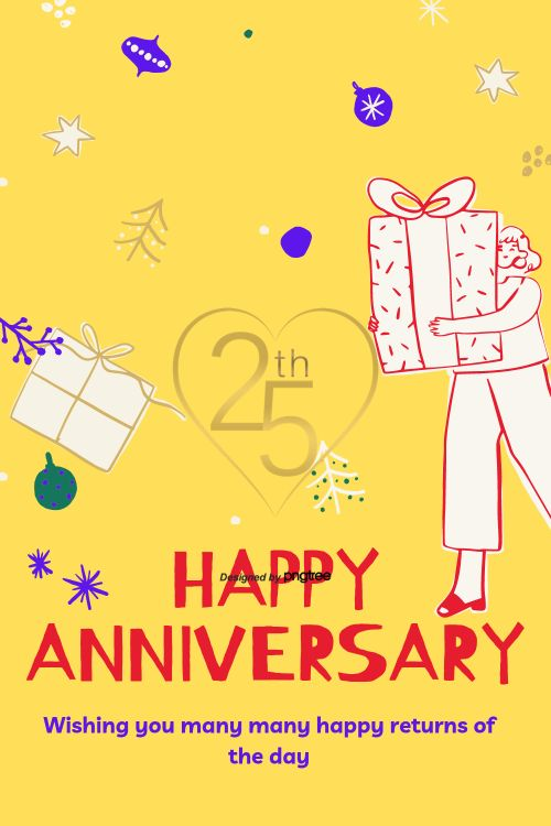 25th Wedding Anniversary Wishes Messages quotes 9