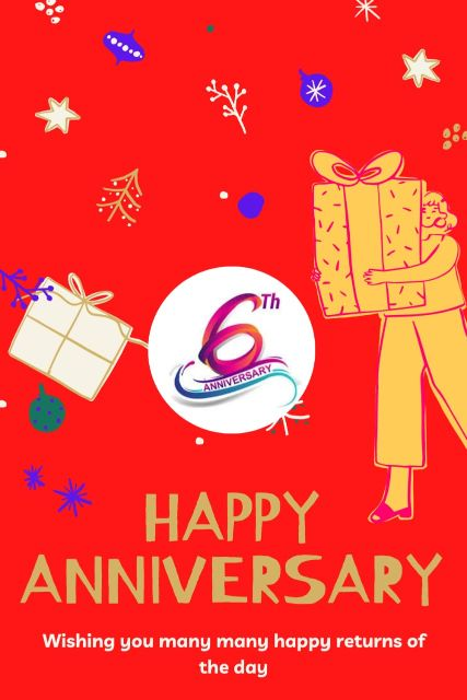 6th Wedding Anniversary Wishes Messages Quotes 1