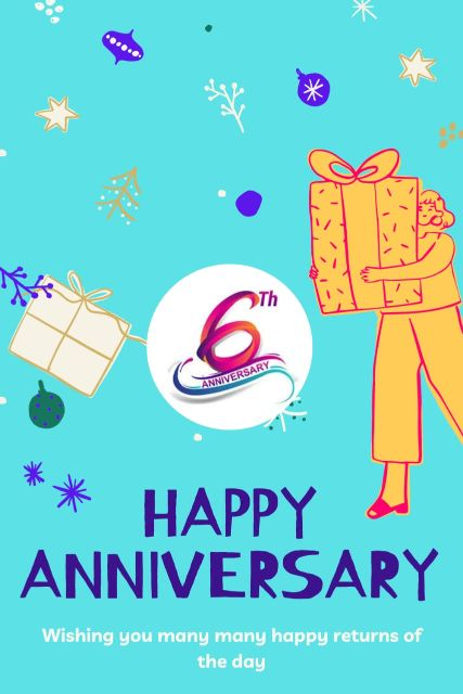 6th Wedding Anniversary Wishes Messages Quotes 7