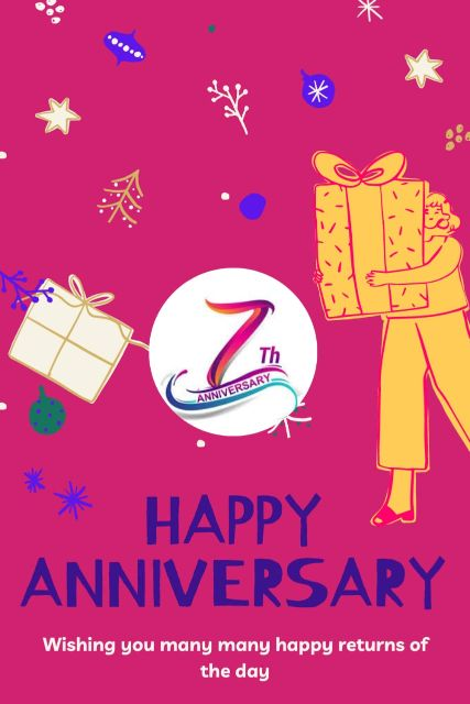 7th Wedding Anniversary Wishes Messages Quotes 1