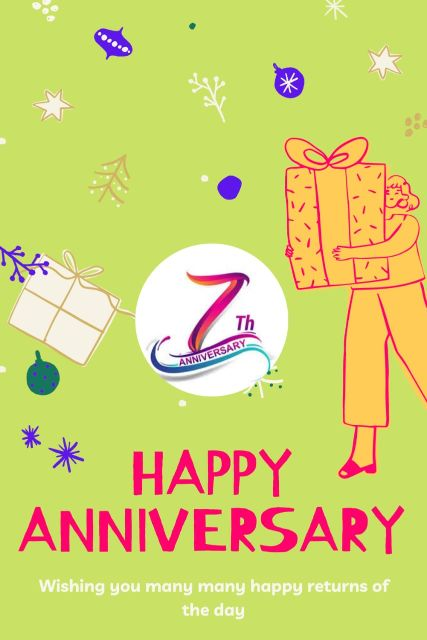 7th Wedding Anniversary Wishes Messages Quotes 10