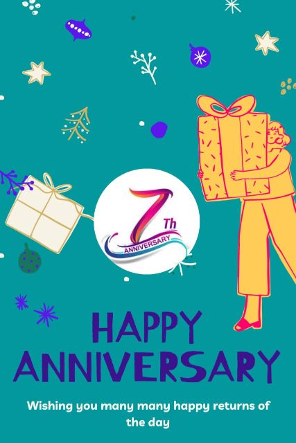 7th Wedding Anniversary Wishes Messages Quotes 3