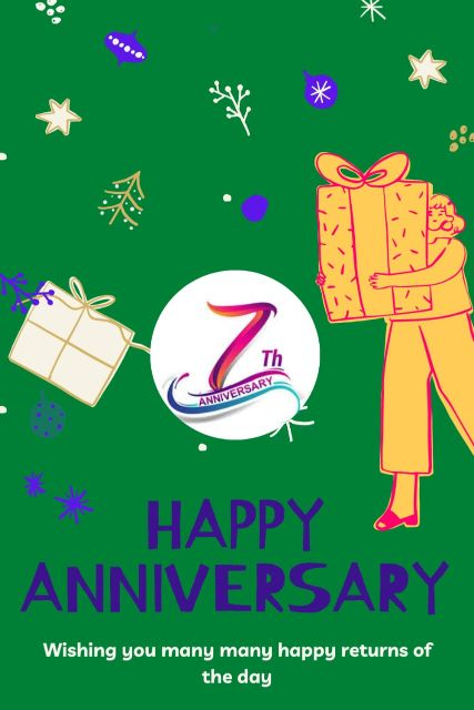7th Wedding Anniversary Wishes Messages Quotes 4