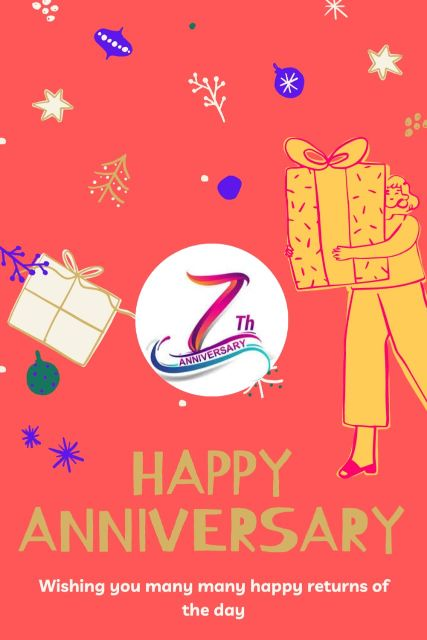 7th Wedding Anniversary Wishes Messages Quotes 5