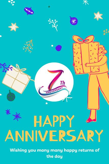 7th Wedding Anniversary Wishes Messages Quotes 6