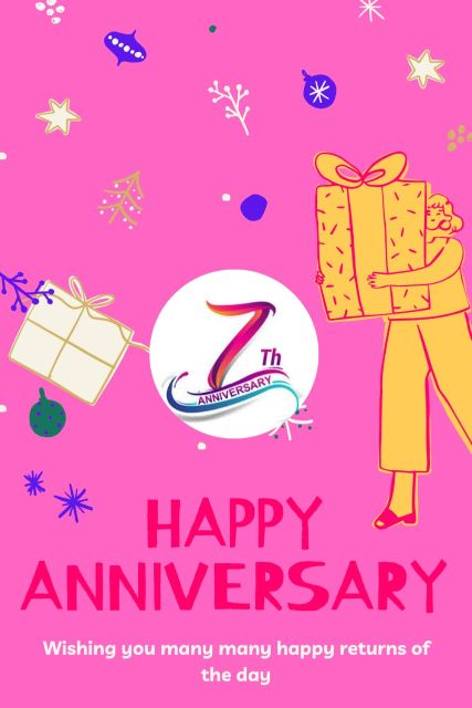 7th Wedding Anniversary Wishes Messages Quotes 8