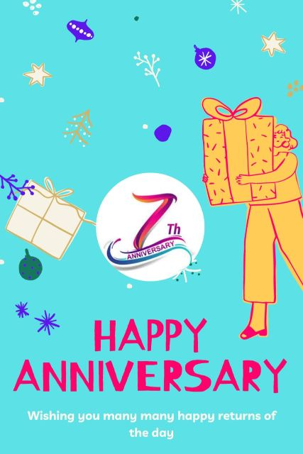 7th Wedding Anniversary Wishes Messages Quotes 9