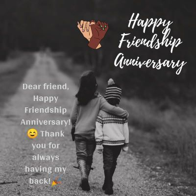 Happy Friendship Anniversary Wishes images 3-compressed