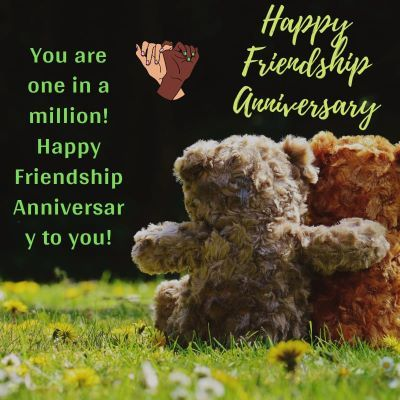 Happy Friendship Anniversary Wishes images 5-compressed