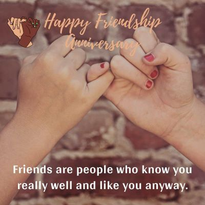 Happy Friendship Anniversary Wishes images 7-compressed
