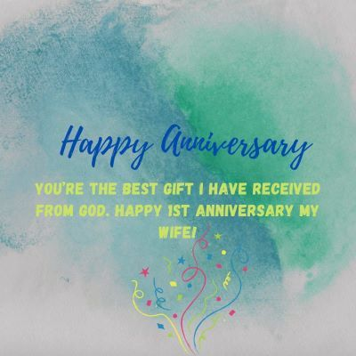 Wedding Anniversary Wishes for Wife images 6-compressed