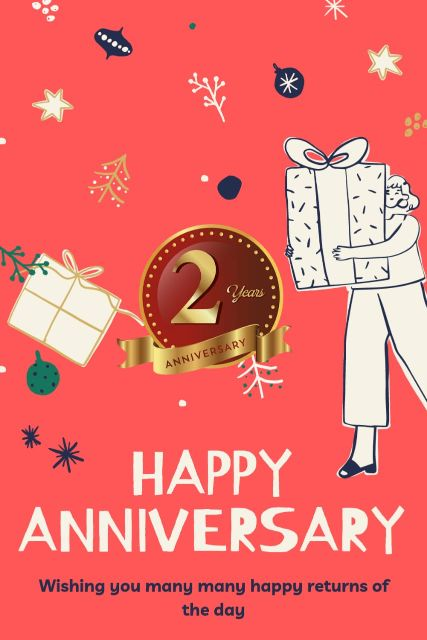 2nd Wedding Anniversary Wishes Messages Quotes 3