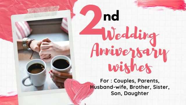 2nd Wedding Anniversary Wishes-compressed