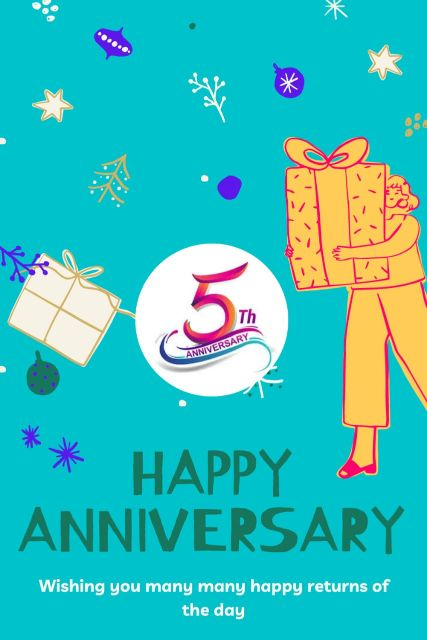 5th Wedding Anniversary Wishes Messages Quotes 6