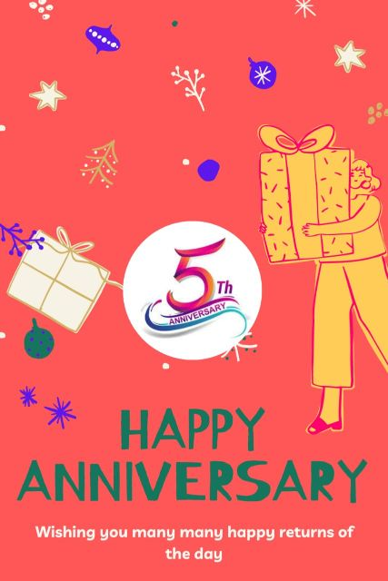 5th Wedding Anniversary Wishes Messages Quotes 7