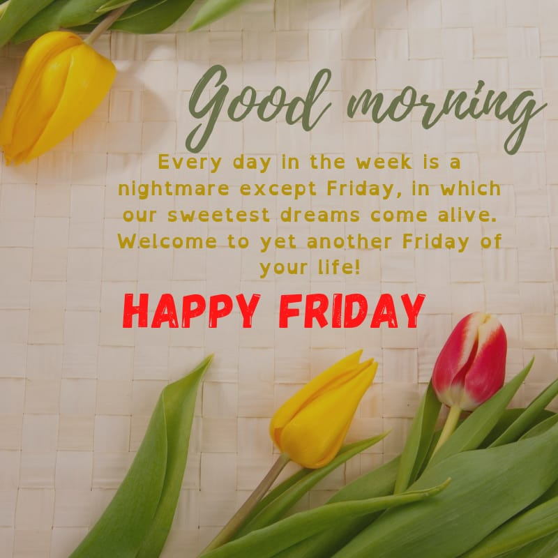 Friday blessings Images and Quotes 10