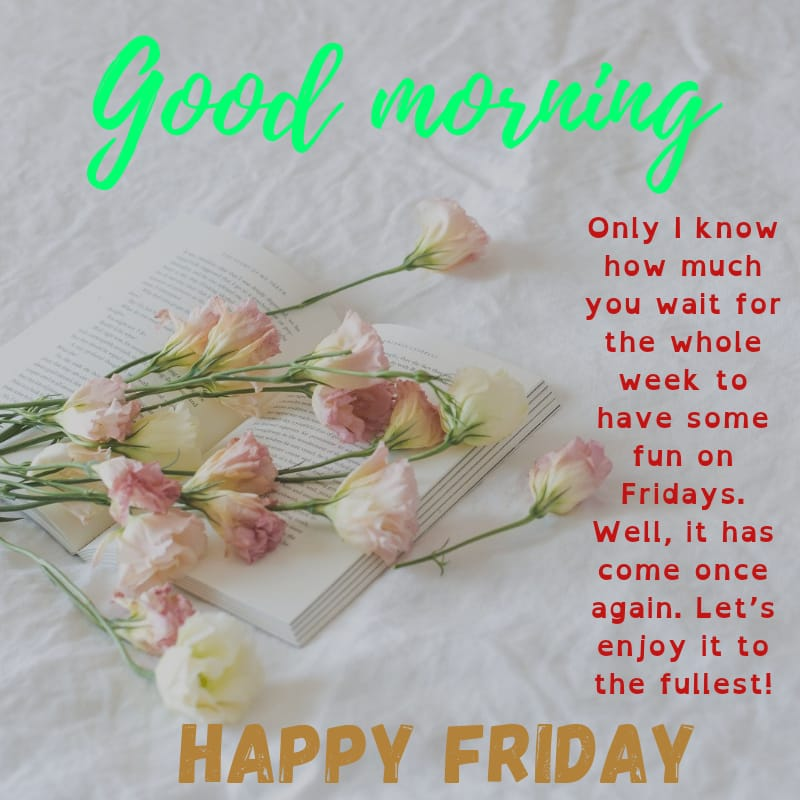 Friday blessings Images and Quotes 4