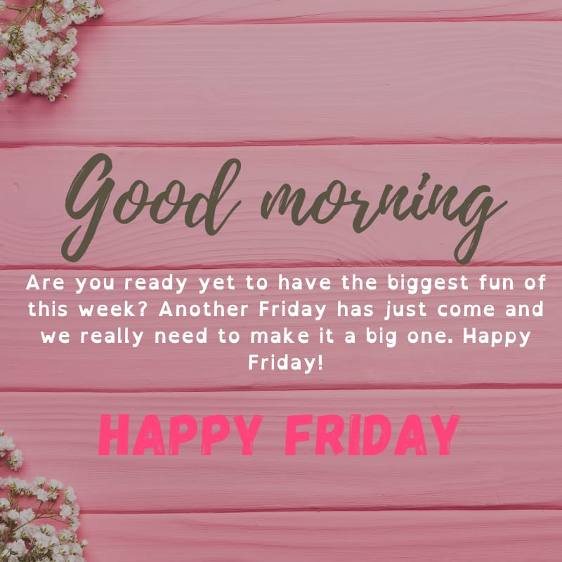 Friday blessings Images and Quotes 6