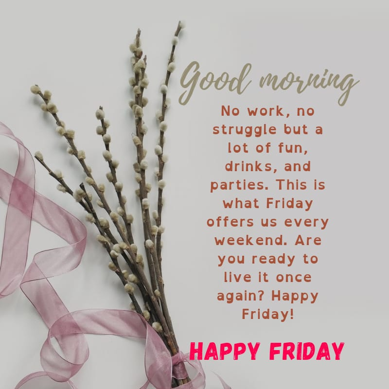 Friday blessings Images and Quotes 7