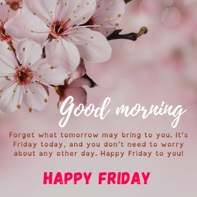Friday blessings Images and Quotes 8