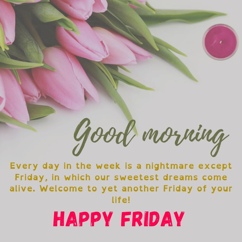 Friday blessings Images and Quotes 9