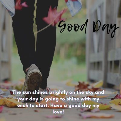 Good Day Wishes, Messages Quotes Images 3-compressed