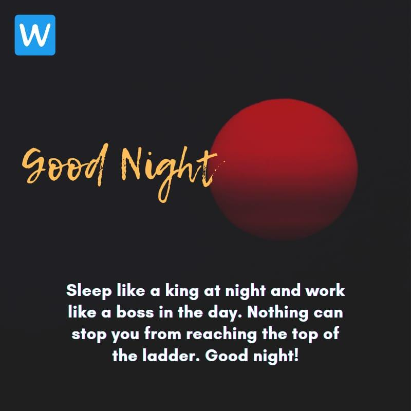 Good Night SMS Wishes Messages Images Pic in English 1-compressed