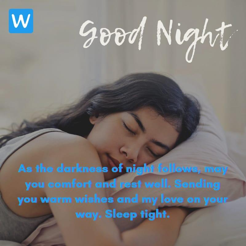 Good Night SMS Wishes Messages Images Pic in English 8-compressed
