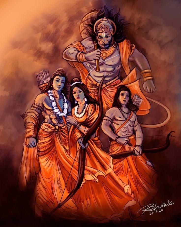 Hanuman Images DP Status for WhatsApp Facebook 16