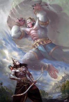 Hanuman Images DP Status for WhatsApp Facebook 4
