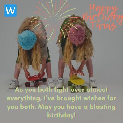 Happy Birthday Wishes for Twins images status 1-compressed
