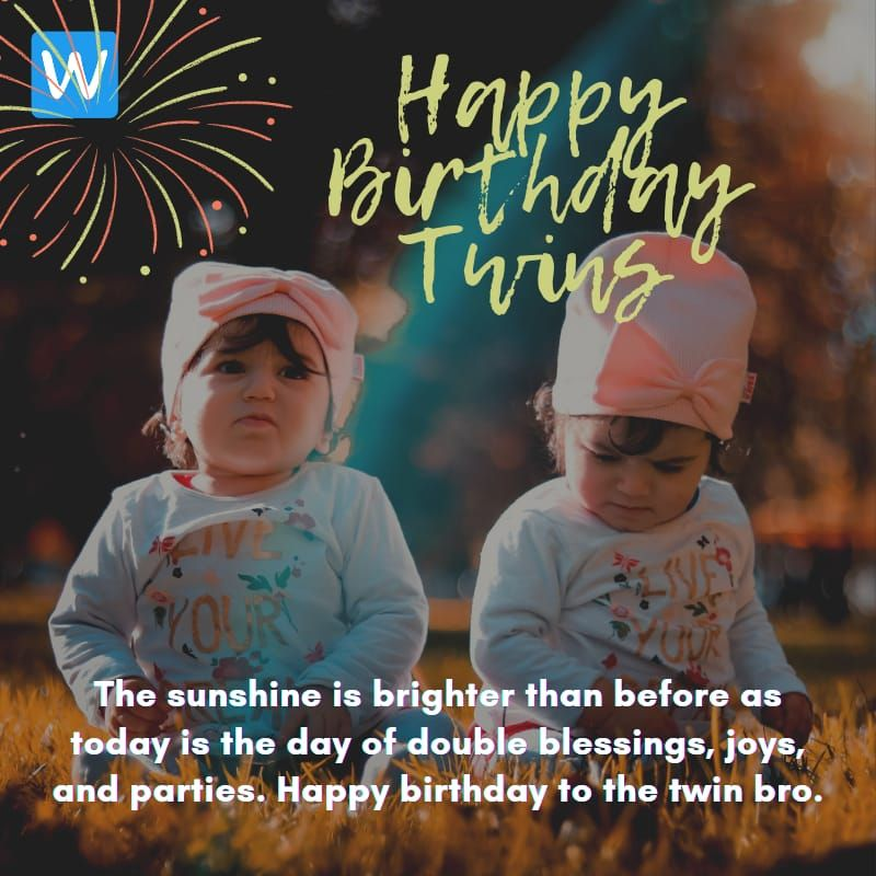 Happy Birthday Wishes for Twins images status 5-compressed