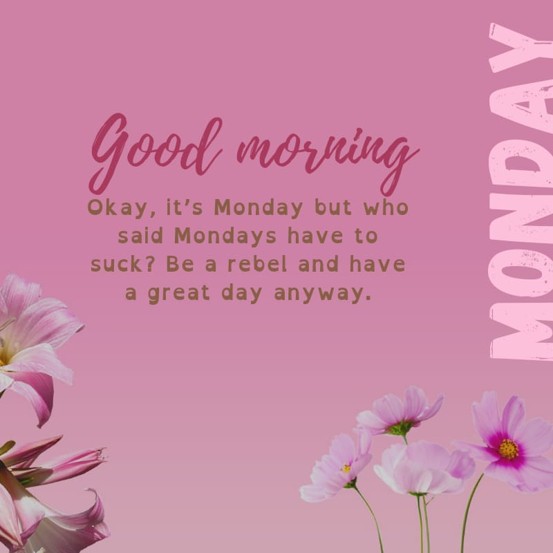 Monday blessings Quotes and Images 1