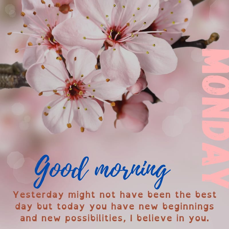 Monday blessings Quotes and Images 9