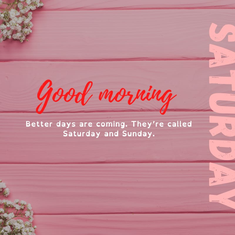 Saturday blessings Images and Quotes 3