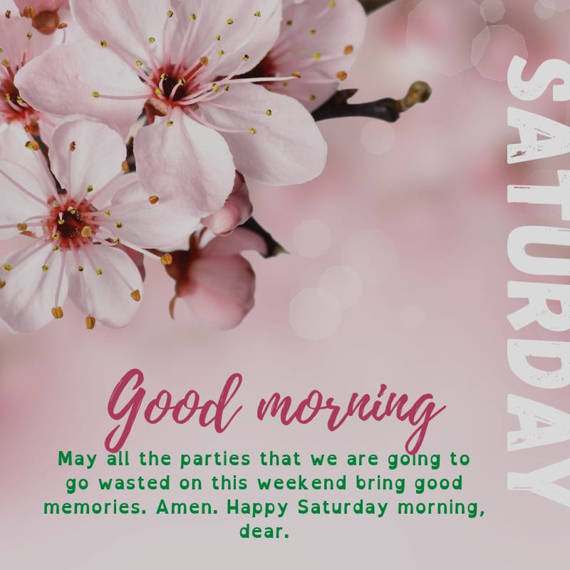 Saturday blessings Images and Quotes 5