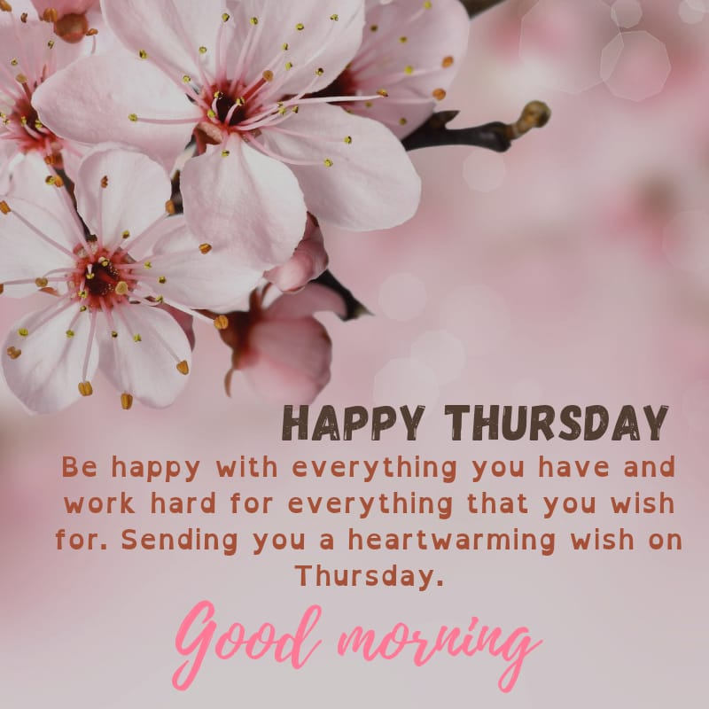 Thursday blessings Images and Quotes 1