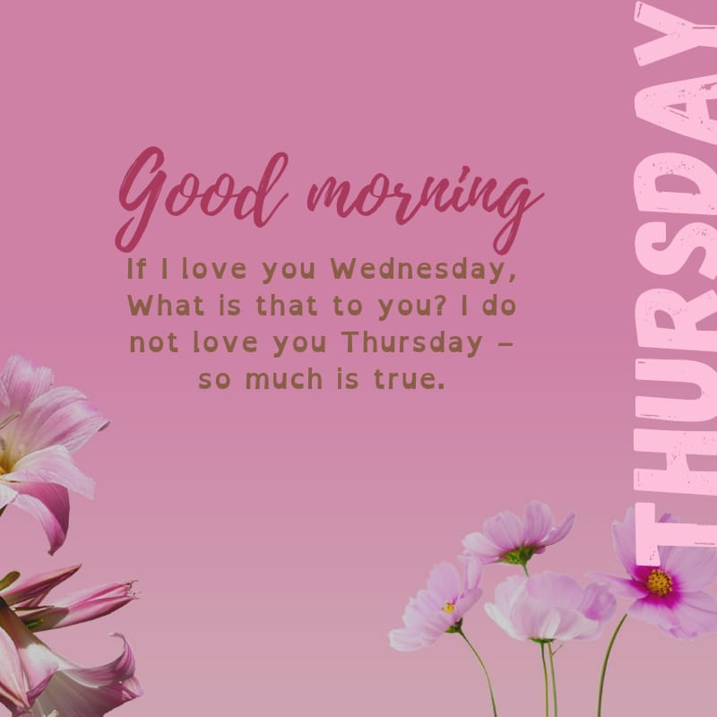 Thursday blessings Images and Quotes 10