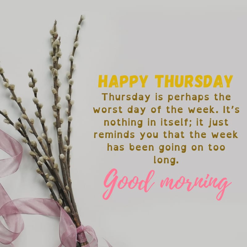 Thursday blessings Images and Quotes 2
