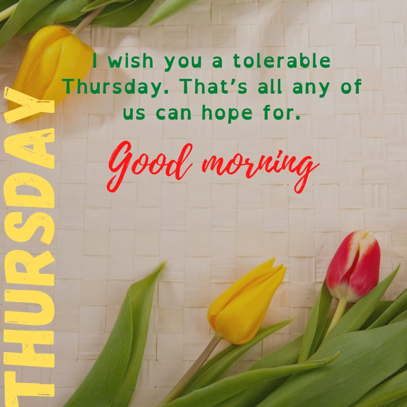 Thursday blessings Images and Quotes 3
