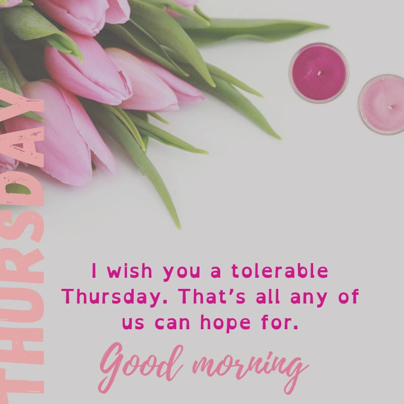 Thursday blessings Images and Quotes 4