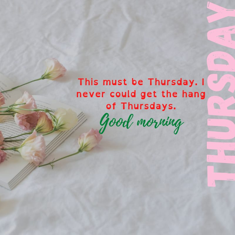 Thursday blessings Images and Quotes 7