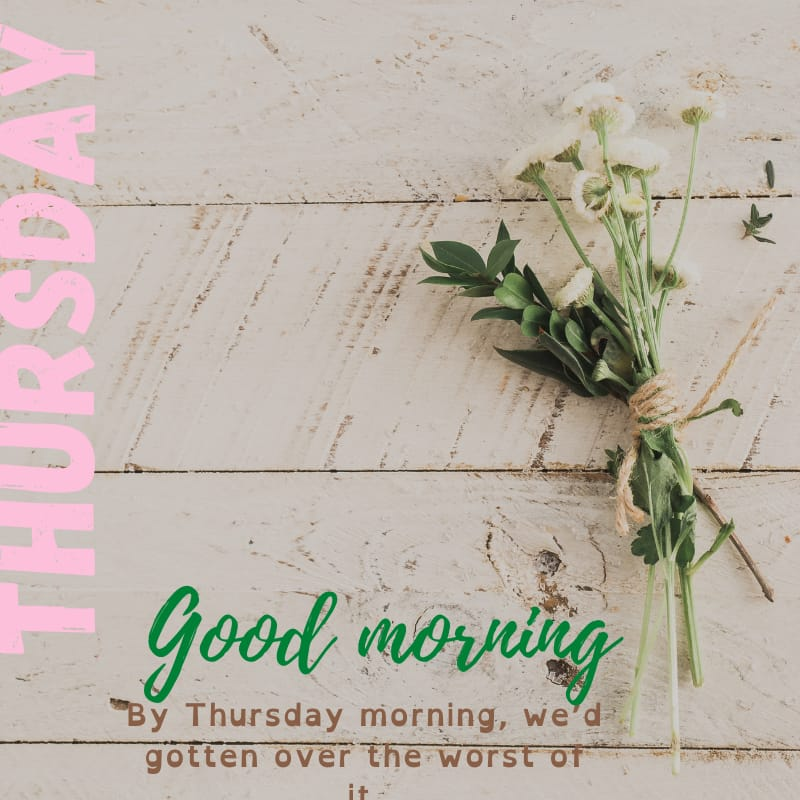 Thursday blessings Images and Quotes 9